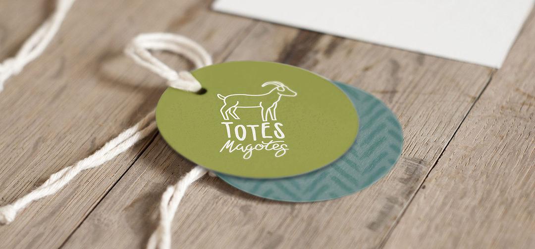 Logo Design | Totes Magotes